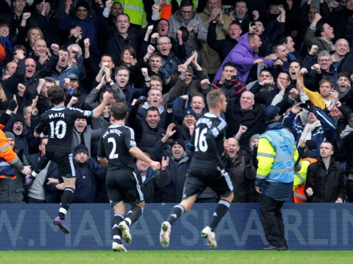 Chelsea segue em frente na Taça de Inglaterra