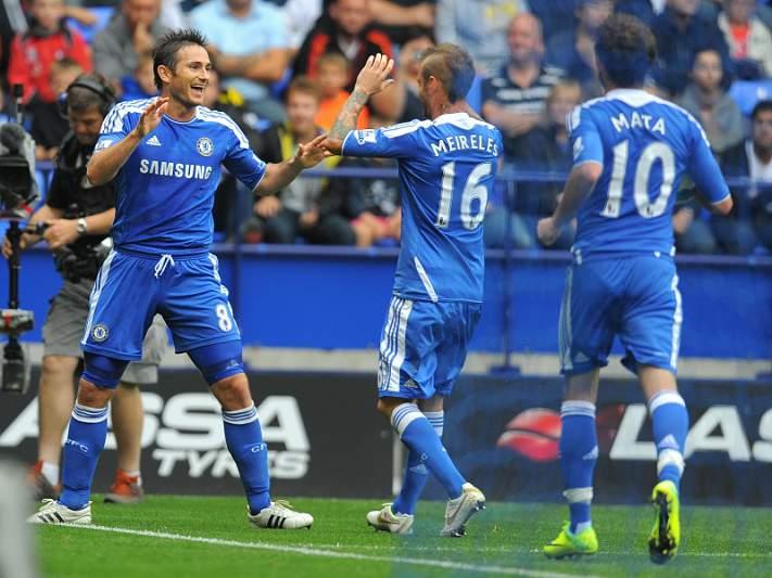 «Chelsea está no bom caminho»