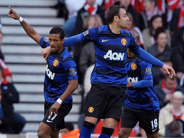 United deixa dois pontos em Stoke City