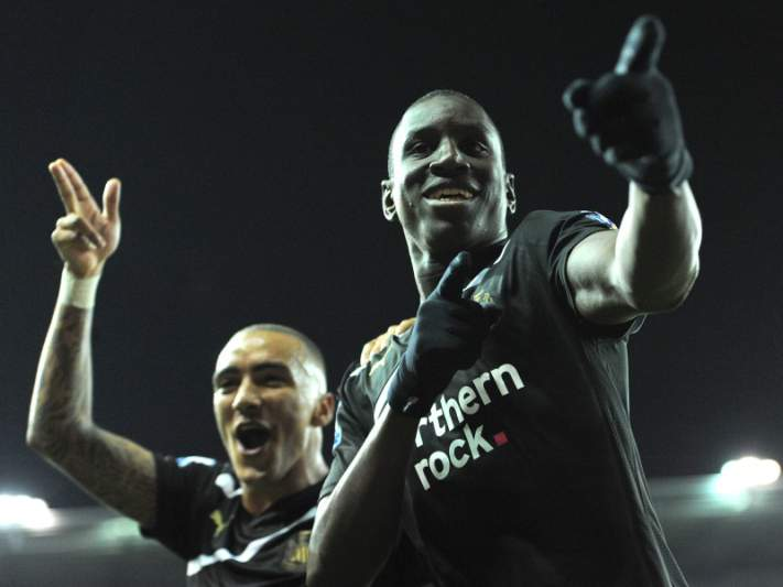 Newcastle vence e instala-se no terceiro lugar