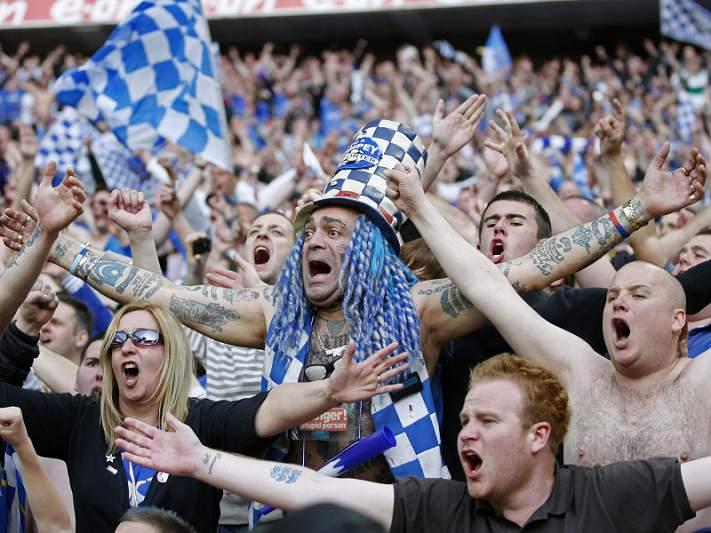 Portsmouth perde 10 pontos por causa de dívidas