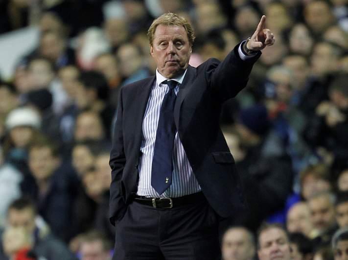 Redknapp não pensa na seleção
