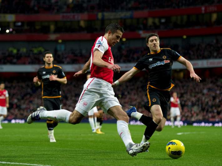 Arsenal volta a derrapar