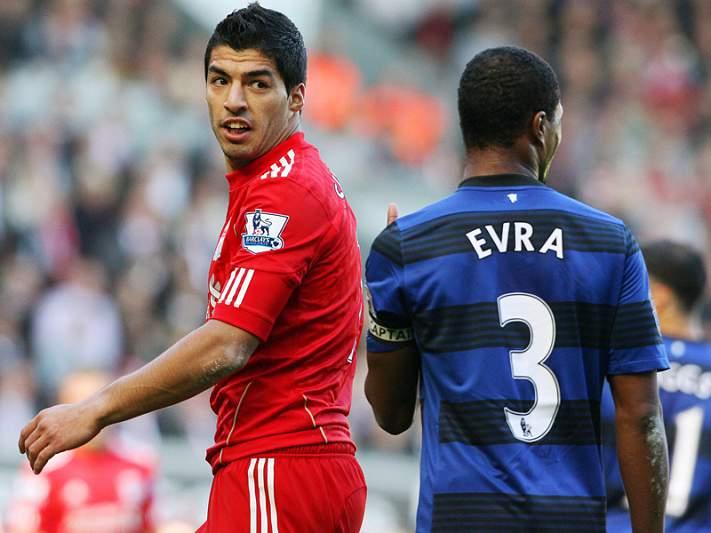Liverpool não recorre de castigo de Suárez