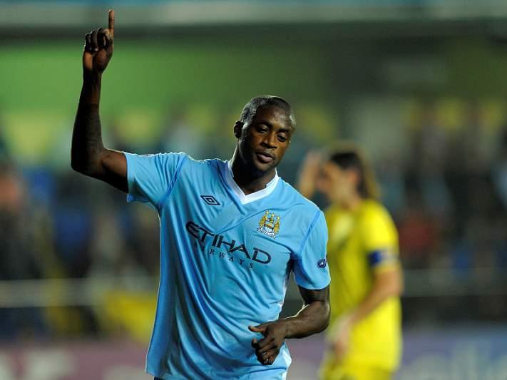 Yaya Touré gostaria de voltar ao Barcelona