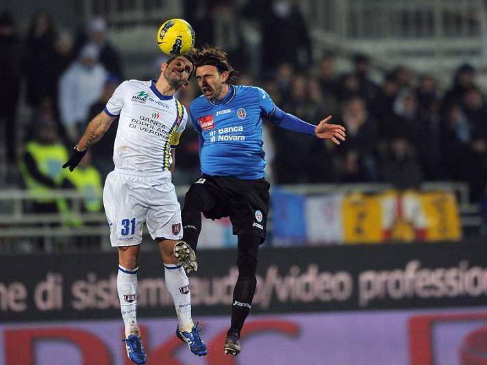 Novara continua sem vencer
