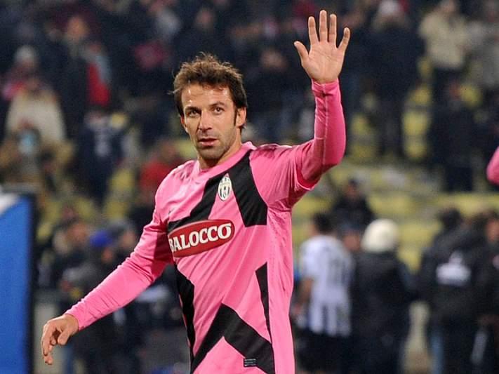 Del Piero 'desperta' menina em estado de coma