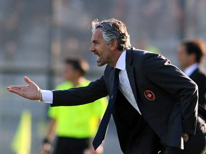 Donadoni é o novo treinador