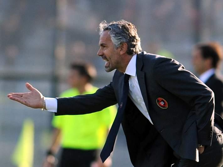 Donadoni assume comando do Parma