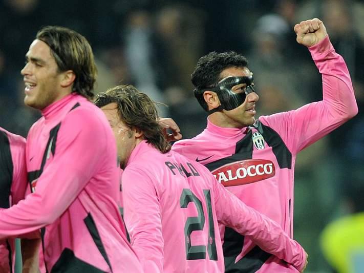 Juventus é a primeira apurada para as meias-finais