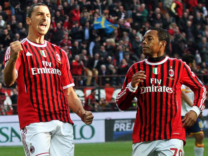 "Juventus ""tropeça"" e AC Milan reforça liderança"
