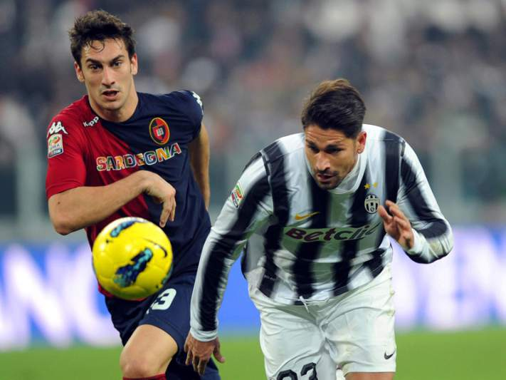 Juventus tropeça