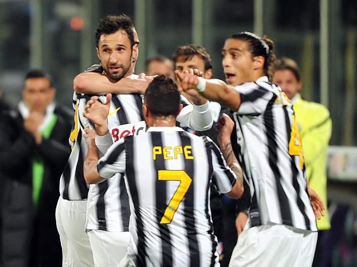 Juventus goleia AS Roma por 4-1