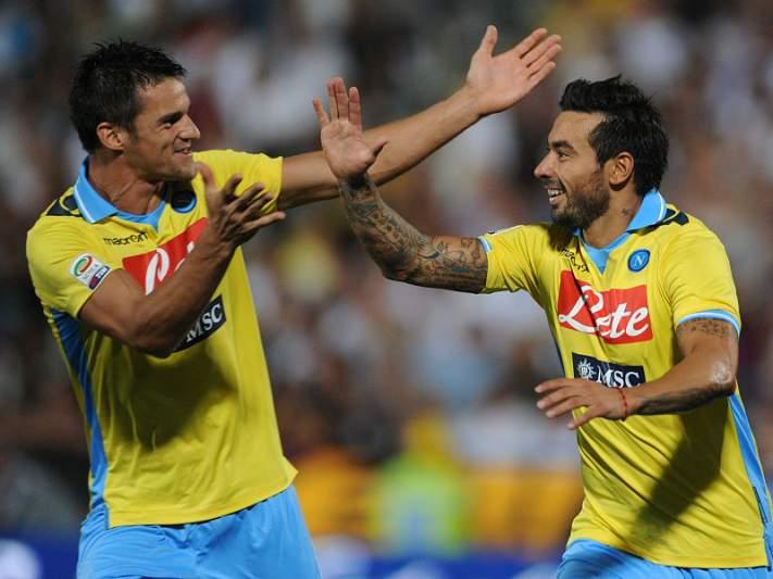 Nápoles entra a vencer na Serie A