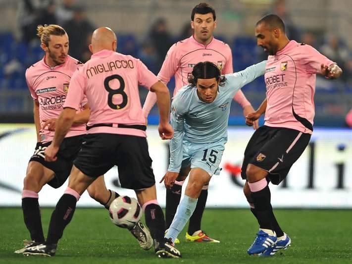 Lazio empata em casa antes da visita ao Sporting