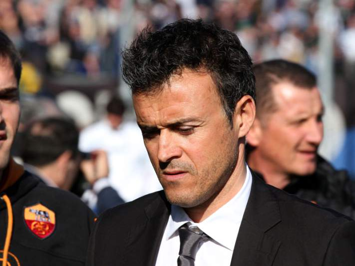 Roma confirma demissão de Luis Enrique