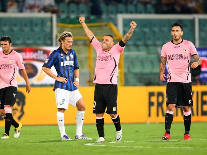 Palermo sobe provisoriamente ao quinto lugar