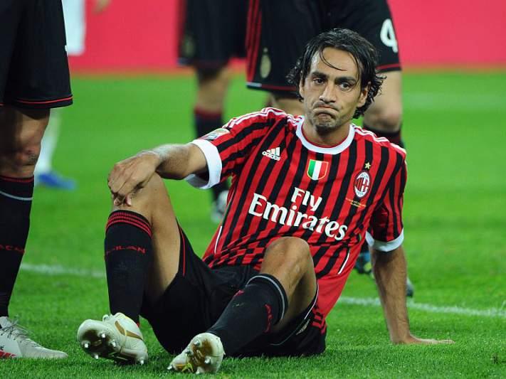 «Vou deixar o Milan»