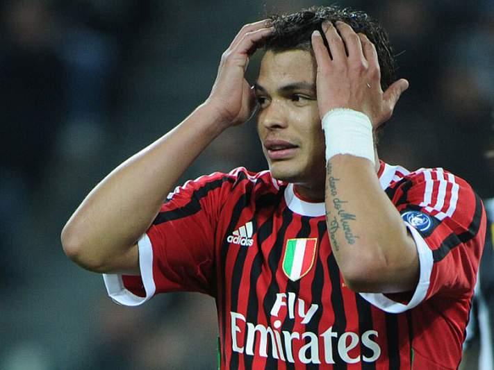 AC Milan com a liderança em risco