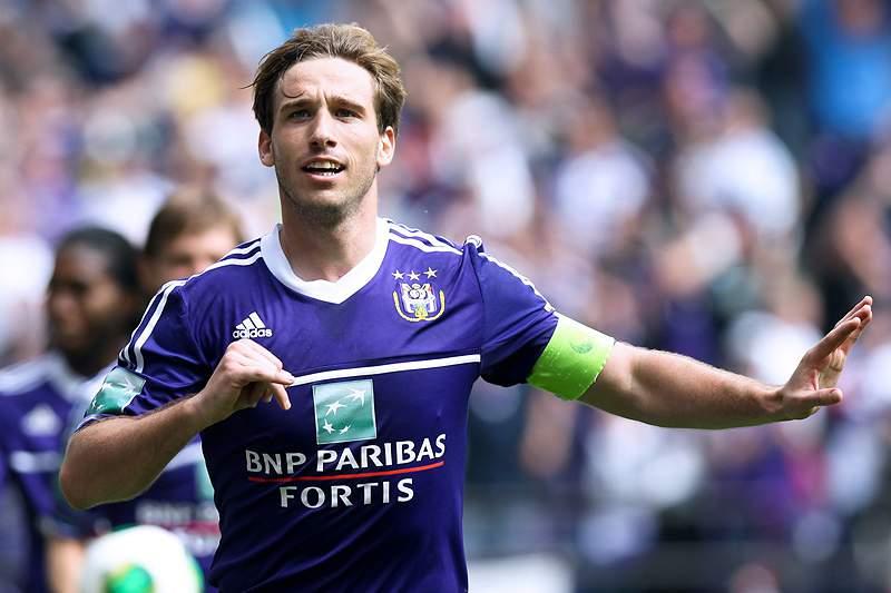 Anderlecht sagra-se bicampeão belga