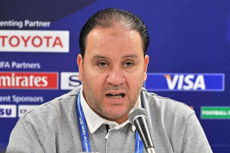 Navil Maaloul assume direção técnica da seleção de futebol