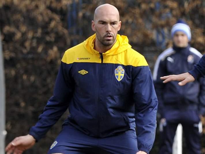 Majstorovic fora do Euro2012