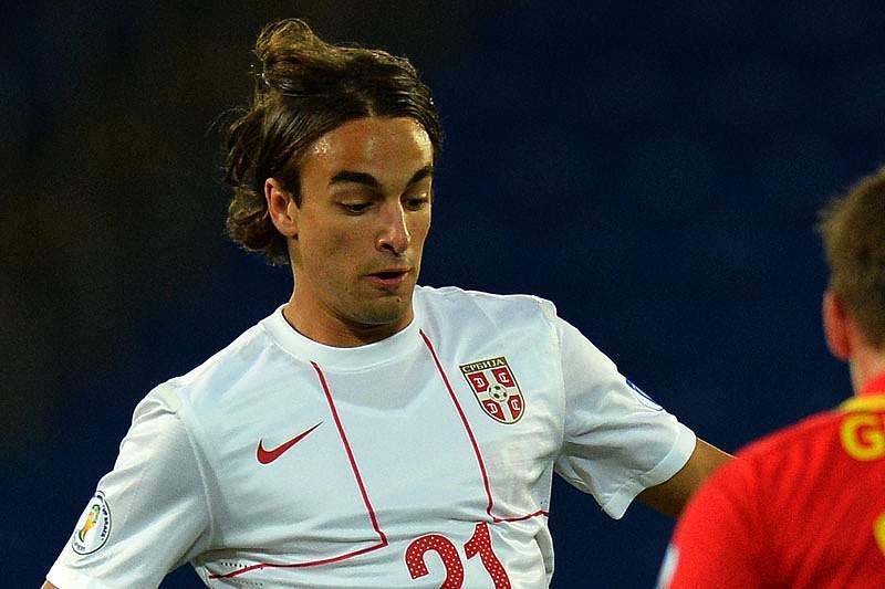 Markovic marca ao serviço da Sérvia
