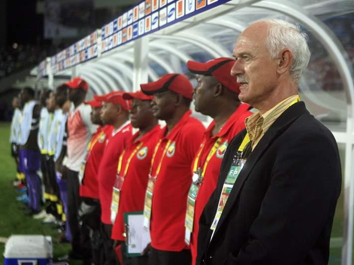 Federação Moçambicana despede selecionador