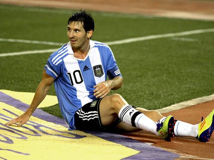 «Messi é um deus até como pessoa»