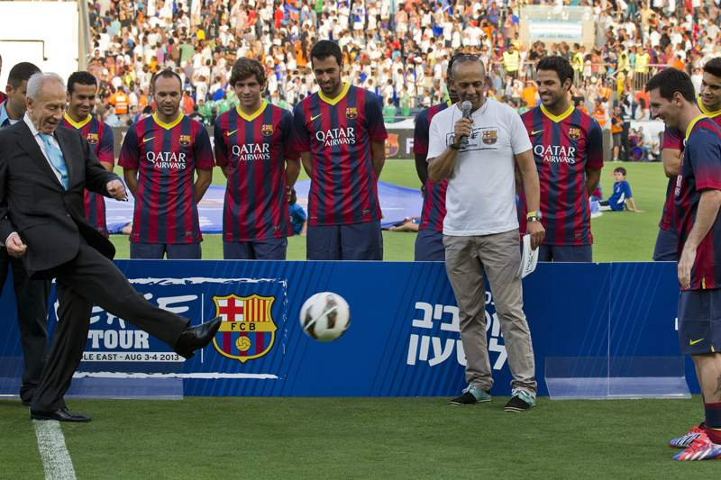 Barcelona encerra