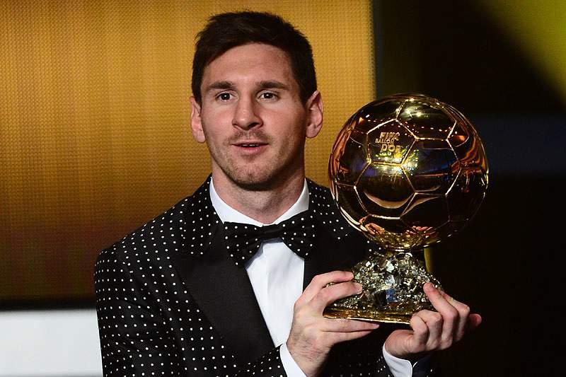 Agência News dá Bola de Ouro a Messi