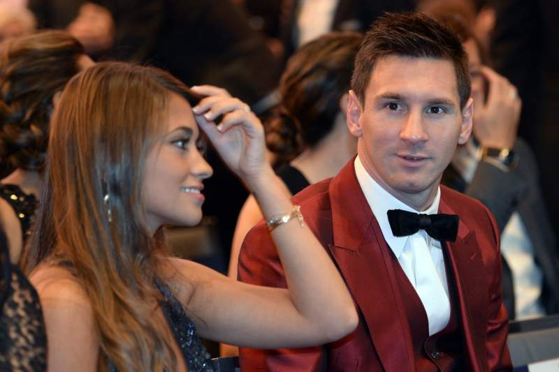 «Quero felicitar Cristiano porque ele ganhou e mereceu»