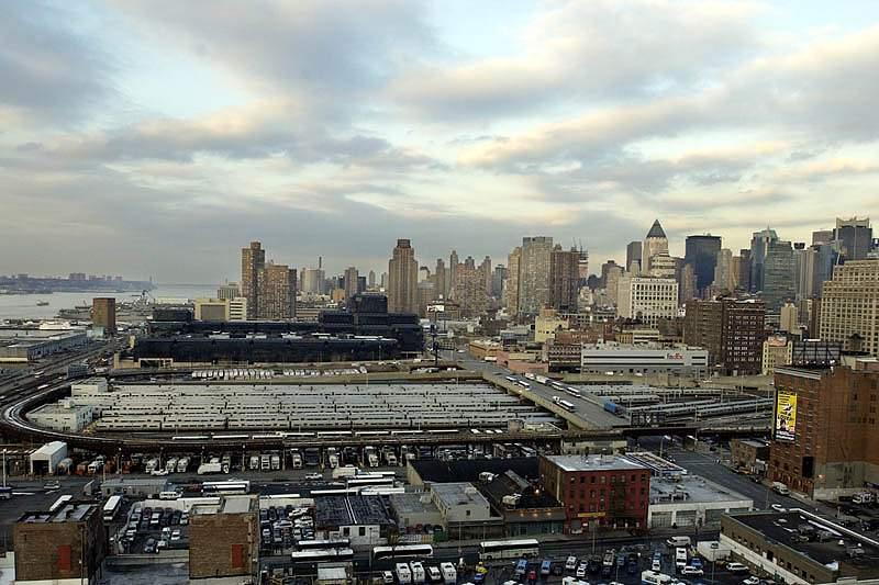 New York City com mais olhos do que barriga