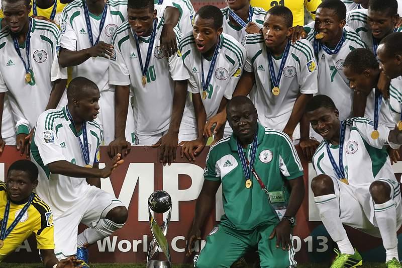 Nigéria perde título na secretaria, anuncia Blatter