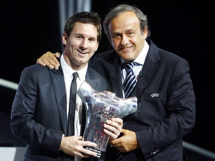 «Se Messi ganhar a Bola de Ouro, é porque merece»