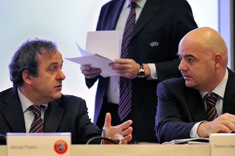 Platini insiste nos méritos de Ribéry para ganhar Bola de Ouro