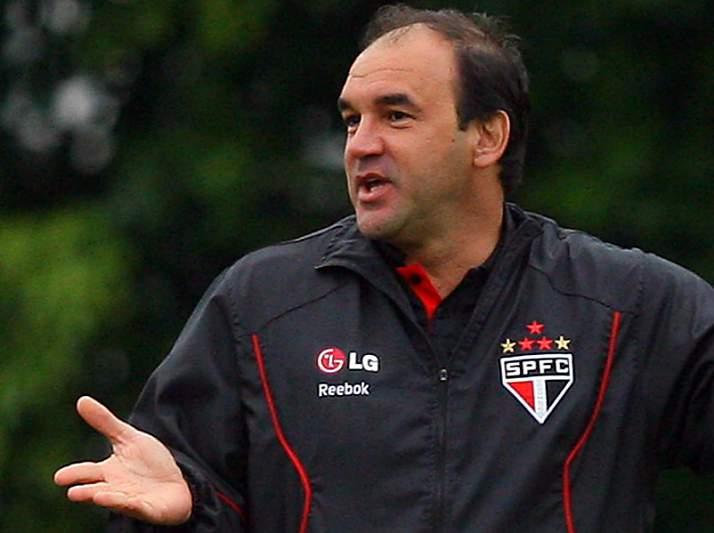 Ricardo Gomes apresenta evolução positiva