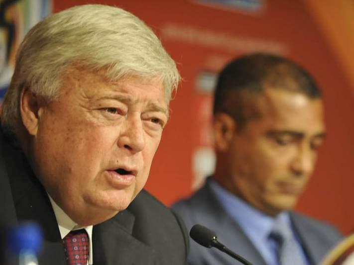 Ricardo Teixeira suspeito de ilegalidades no particular com Portugal