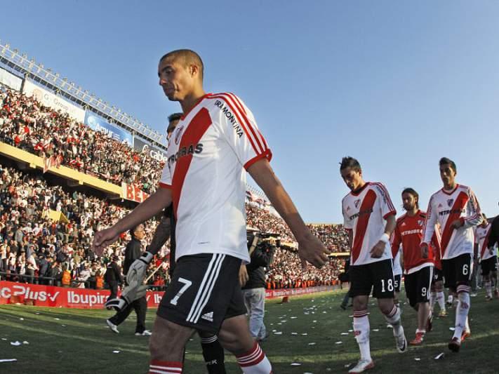 River Plate regressa à I divisão
