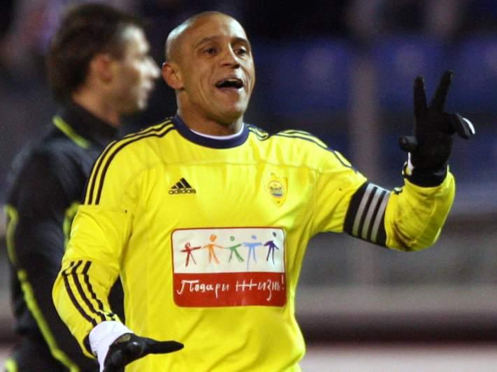 Roberto Carlos é o novo treinador do Sivasspor
