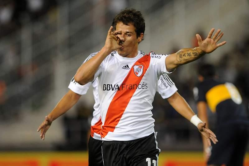 Rodrigo Mora marca na vitória do River Plate