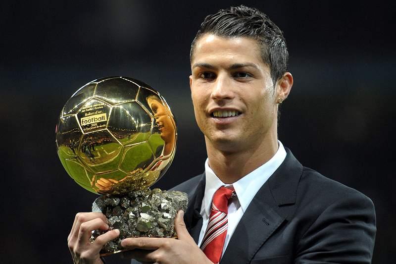 Ronaldo a caminho da sua segunda Bola de Ouro