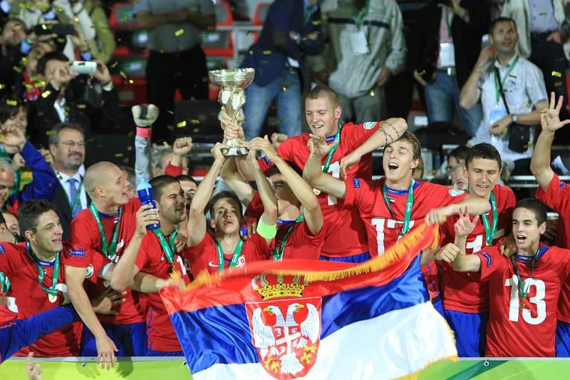 Sérvia de Drulovic é campeã da Europa