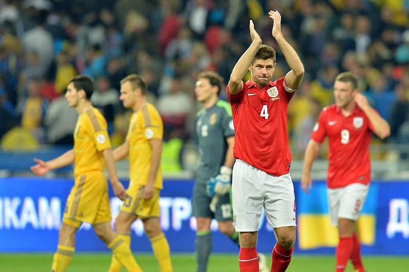 Inglaterra empata na Ucrânia a zero