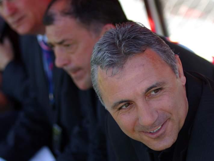 Stoichkov é o novo treinador do Litex