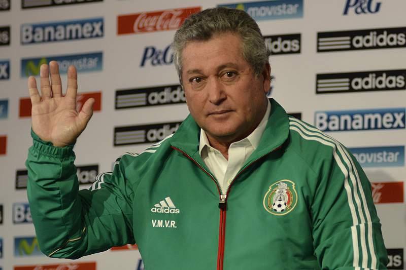 Federação Mexicana de Futebol nomeia terceiro treinador numa semana