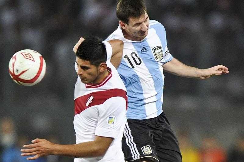 «Messi deve ter-se assustado»
