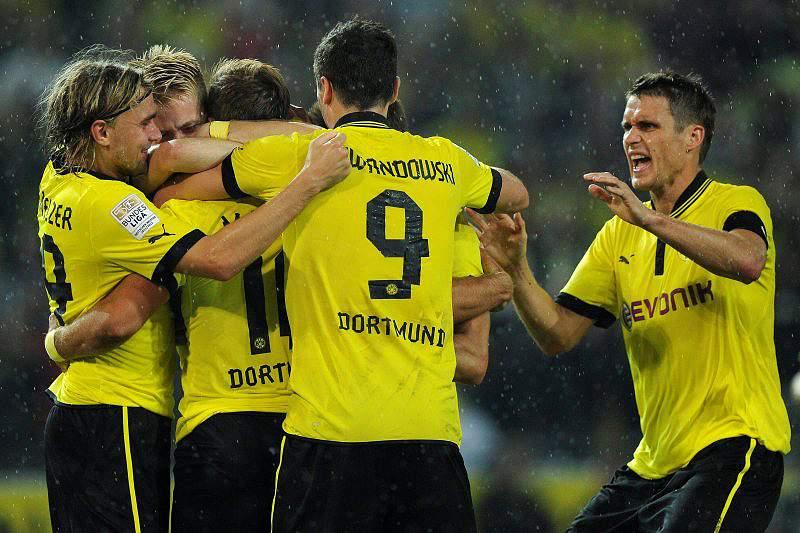 Dortmund segue em frente na Taça