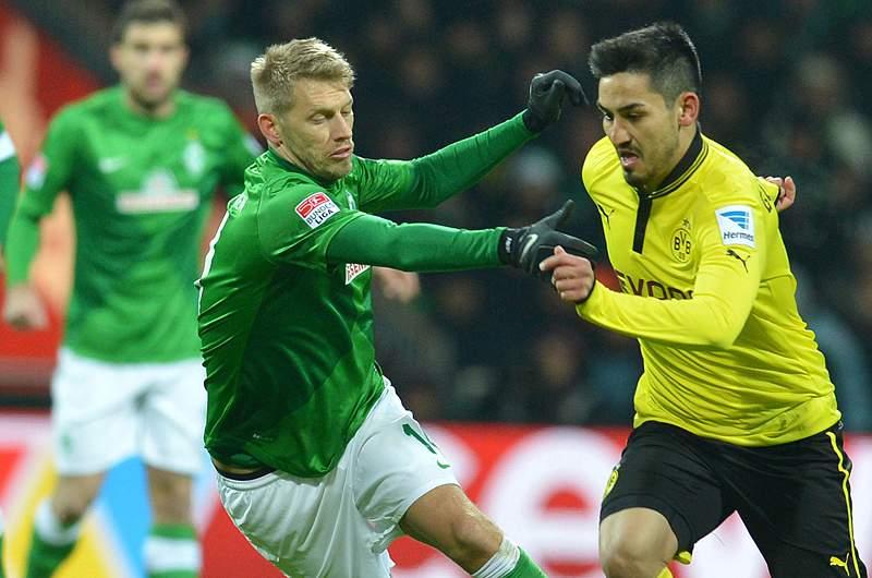 Borussia Dortmund prolonga contrato com Gundogan