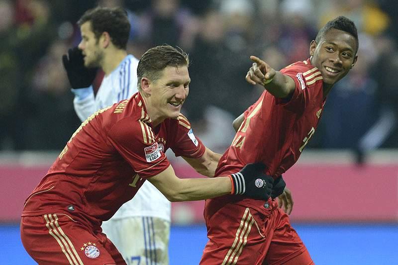 Alaba renova com Bayern Munique até 2018